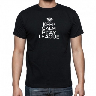 KEEP CLAM AND PLAY LEAGUE